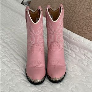 Cowgirl boots 9.5